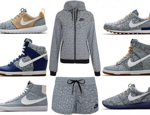 Fashionable Fitness Gear by Nike