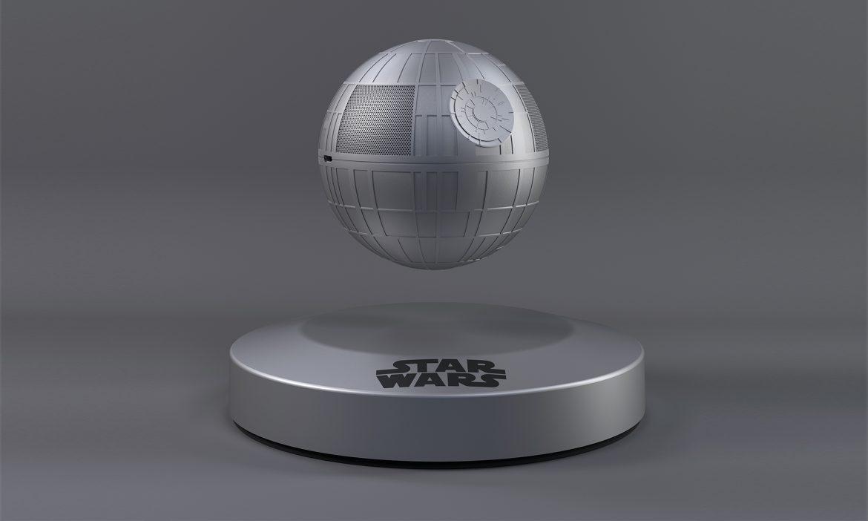Death Star Levitating Bluetooth Speaker