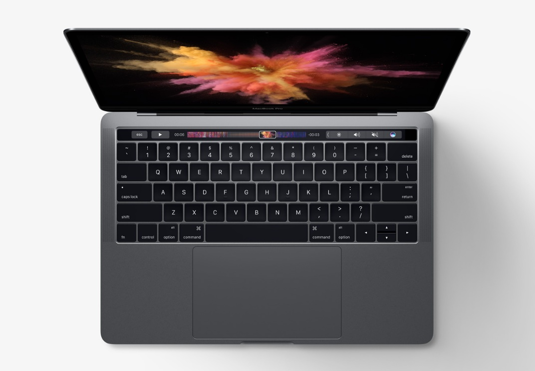 Apple MacBook Pro 2016 with Touch Bar