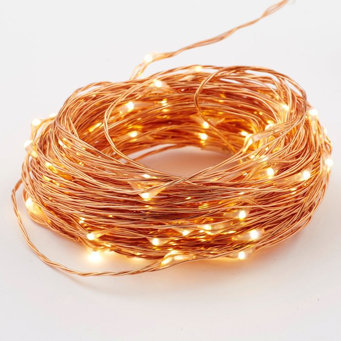 Rogue Lustre Copper String Lights ShoppingGuide