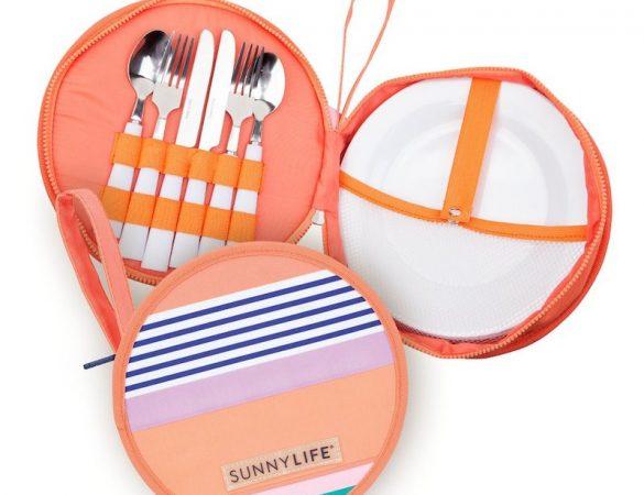 Sunnylife Lovers Picnic Kit Havana